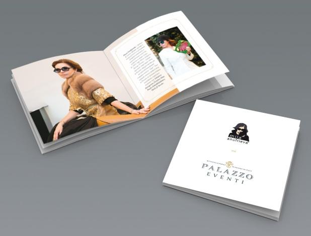 brochure Mila aperta