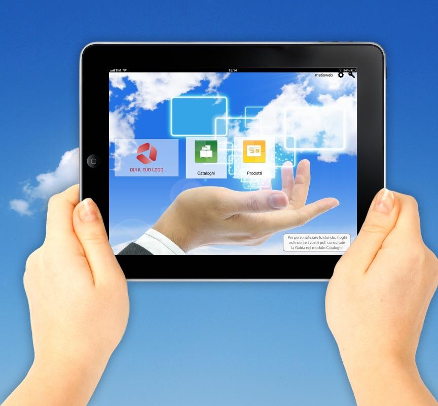 Mani iPad Cloud Catalog